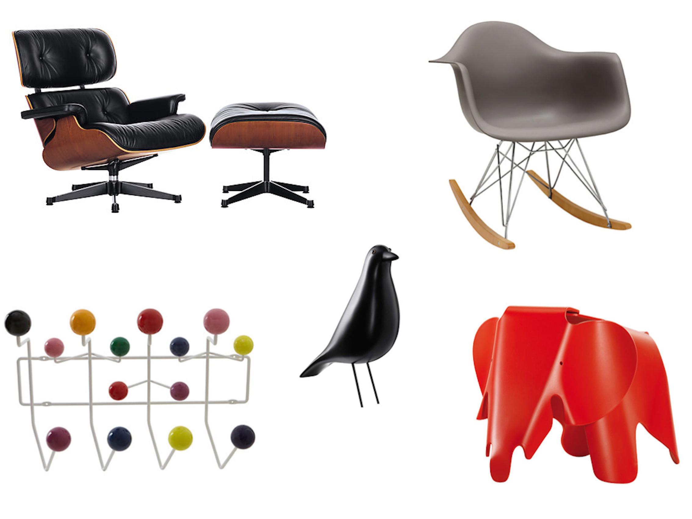 design heroes charles ray eames room pr. Black Bedroom Furniture Sets. Home Design Ideas
